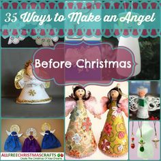 35 Ways to Make an Angel