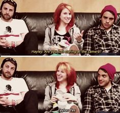 Paramore | funny moments