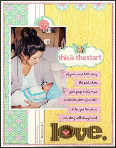 Jillibean Soup Wednesday Layouts!