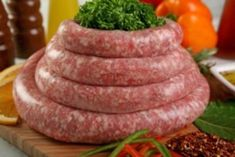 Traditional Homemade Sicilian Sausage. (1) From: Great Chicago Italian Recipes, please visit