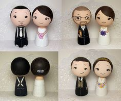 SavageBabble: The Year of the Wedding Cake Topper