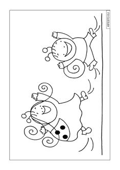Colouring Pages, Coloring Books, Preschool Activities, Paper Cutting, Worksheets, Origami, Snoopy, Clip Art, Make It Yourself
