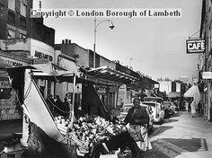 lambeth walk market .Lucy Heyford
