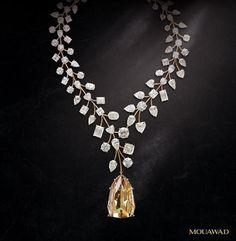 Mouawad Presenta: L'Incomparable, el Increíble Collar de Diamantes Con el Diamante Más Grande y Perfecto del Mundo