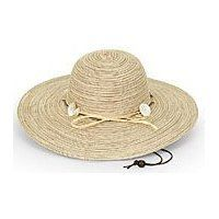 Sunday Afternoons Caribbean Womens Hat - Dune by Sunday Afternoons. $30.00. Sunday Afternoons Carribbean Women's Hat - Driftwoodis a must-have for any vacationer. Featuring beautiful shell accents, this hat will pack flat for travel and also has an adjustable leather chin strap to prevent the tides from taking off with your hat! The 4.5 inch breathable brim provides UPF 50+ protection without compromising style.