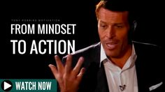 Tony Robbins - From Mindset To Success (Motivational Video)