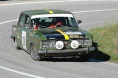 Fiat 125 s pronto corsa