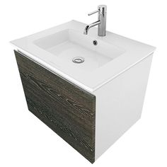 Find Cibo Design 600mm Bronzed Oak Revive Vanity With White Benchtop at Bunnings Warehouse. Visit your local store for the widest range of bathroom & plumbing products.