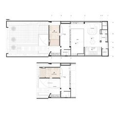 Town house, Iran, Tehran by nextoffice, 3rd floor plan