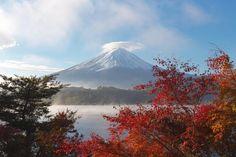 Mt.Fuji in autumn by MIYAMOTO_Y