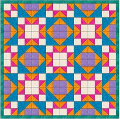 Fall in love with these wonderful 10 inch foundation patterns for continuous quilting! Geometric Quilt, Geometric Drawing, Paper Piecing Patterns, Quilt Patterns, Pattern Blocks, Pattern Art, Geometric Coloring Pages, Zentangle, Pixel Drawing