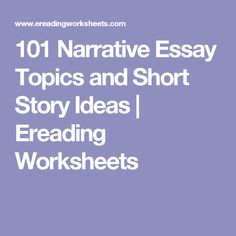 The sisters short story essay titles