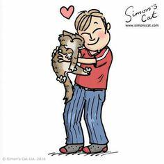 Cat Logic: 5 odd behaviours and how to explain them! Crazy Cat Lady, Crazy Cats, Cat Pose, Owning A Cat, Cat Behavior, Cool Cats, Cats And Kittens, Kitty Cats, Fur Babies