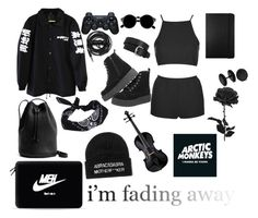 """""""Jet Black Heart, 5 Seconds Of Summer."""" by screamolullabies ❤ liked on Polyvore featuring Moleskine, Sony, Urbanears, Retrò, Topshop, T.U.K., Isabel Marant, BAGGU, Casetify and Bling Jewelry"""