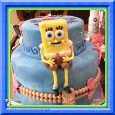 Coolest Spongebob Squarepants Birthday Cake... Coolest Birthday Cake Ideas