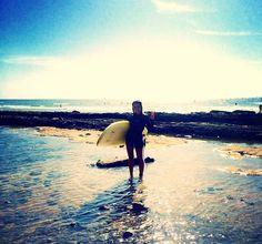 Surf Tenerife goodday....