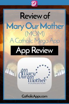 This mega Catholic App has a lot to offer Catholics at every stage of their faith walk. This app is data and wifi dependant, but it is a great asset to your faithful toolbox of prayers and knowledge.