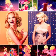 Disney Dreamcast | The Princess and the Frog (2009)Kristin Chenoweth as Charlotte