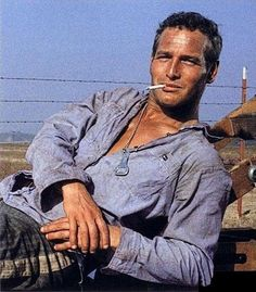 Cool Hand Luke, best movie ever! Hollywood Actor, Hollywood Stars, Classic Hollywood, Old Hollywood, Old Movie Stars, Classic Movie Stars, Paul Newman Joanne Woodward, Cool Hand Luke, Actrices Hollywood
