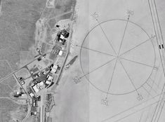 World's Largest Compass Rose – Edwards Air Force Base, California - Atlas Obscura Edwards Air Force Base, Aviation Technology, Kern County, California City, Southern California, Map Globe, Historical Landmarks, Air Force Bases, Cartography