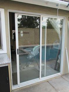 sliding door stowaway retractable screen doors are the perfect replacement to that annoying sliding screen door
