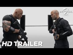 de85ddfc4483a Fast   Furious  Hobbs   Shaw – Trailer 2 (Universal Pictures) HD