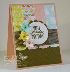 Debbie's Designs: Best Day Ever Blog Hop!
