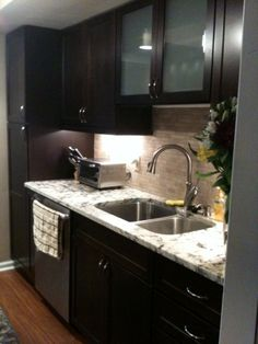 One wall galley kitchen related gallery for single wall for Single wall galley kitchen designs