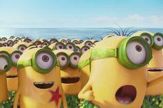 Descubra a origem dos Minions nesse novo trailer de 'Minions' – estreia em junho - Blue Bus