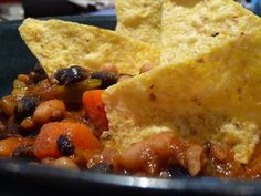Eat Like Your Grandma: Veggie Chili Perfect for Meatless Monday