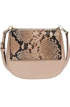 kate spade new york cameron street small byrdie leather saddle bag available at #Nordstrom