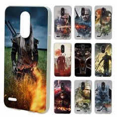 The Witcher Wild Hunt  hard case cover for LG G3 G4 G5 G6 K4 K5 K8 K10 V10 V20 K10 2017 //Price: $6.50 & FREE Shipping //     #hashtag1