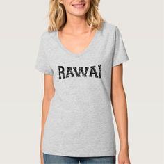 Rawai College Nano V-Neck T-Shirt
