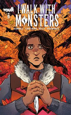 """These two lost souls found each other and their separate pains helped keep each other in check."" James reviews I Walk With Monsters #5 from Vault Comics."