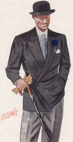 The Art of Wearing Clothes: The history of this rare masculine art and of the men who practice it supremely well By George Frazier Esquire, September 1960