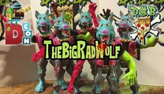 The Big Rad Wolf by DSB
