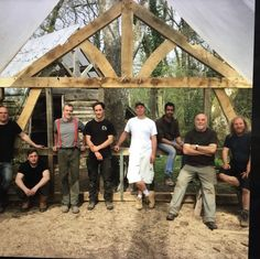 Timber framing courses