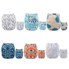 """Diapering New~lot Of 6~14""""x5"""" Cloth Diaper Nappy Insert Liner~thick High Quality Terry Sophisticated Technologies Cloth Diapers"""