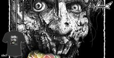 T-shirts - Design: The Licking Dead - by: ADAM LAWLESS