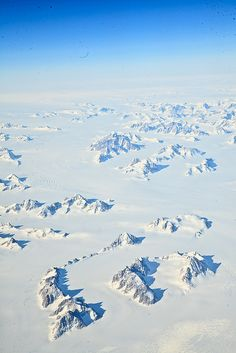 Greenland @Kessia Parmley Llewellyn it is really cold!! Opposite of Iceland but I think London is better;)