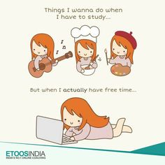 Every #student can relate this. #EtoosIndia