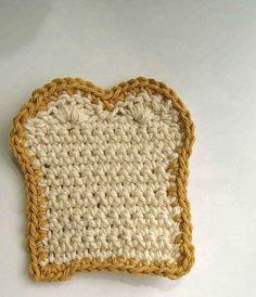 Crochet food is the best.