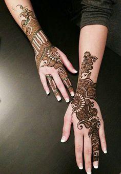 40 Mejores Imágenes De Henna En Las Manos Diseños De Tatuajes De