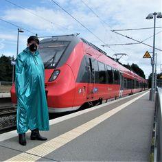 Mens Cape, Train, Vehicles, Rain, Car, Strollers, Vehicle, Tools