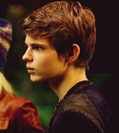 Robbie Kay as Peter Pan as Henry Mills. Only on OUAT... <<< props to both of them for being able to pull that off