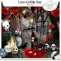 kit love gothic day de KittyScrap   http://digital-crea.fr/shop/index.php?main_page=product_info&cPath=155_327&products_id=19186&zenid=1fedb9cd2645ea9fe96bae63628290d0  #scrapbooking #digital #digitalcrea #kit #rouge #red #noir #dark #love #amour #gothic #kittyscrap