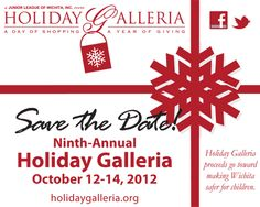 Holiday Galleria presented by The Junior League of Wichita