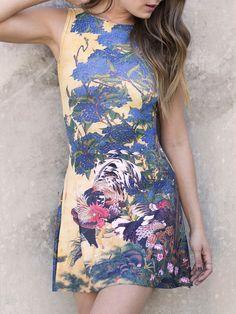 Ondori Play Dress (WW ONLY – 24HR $85AUD) by Black Milk Clothing