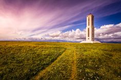 Knarrarósviti Lighthouse by Stefan Brenner My Photo Book, Book Projects, Lighthouses, Iceland, Monument Valley, Buildings, Around The Worlds, Architecture, Places