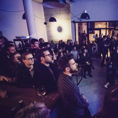 Premiere of Illusion my second animated film in #RIIBA #izola. (Photo by Luka Kase) #premiere #animation #cartoon